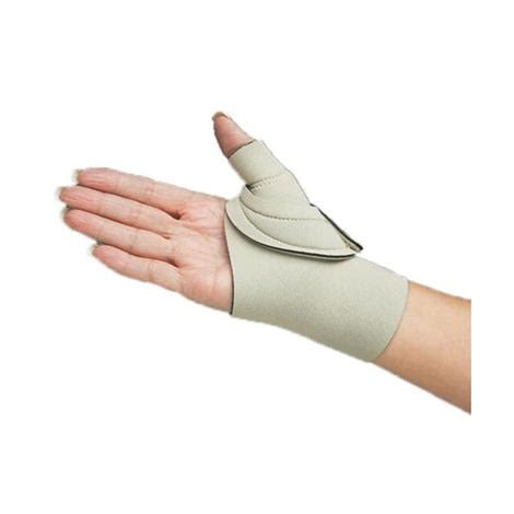 comfort cool thumb spica splint comfort cool thumb cmc restriction beige splint thumb