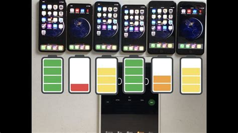 iphone xs max  xs  xr         ultimate battery drain test youtube