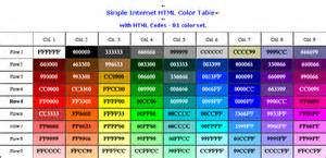 html color codes animation web design graphics post production seo web