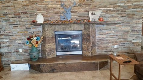 natural stone fireplace fireplaces robertstoneinc com