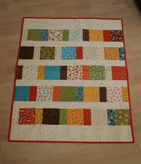 Charm Squares Quilt Patterns by Charm Squares Baby Quilt Charm Squares Baby Quilt