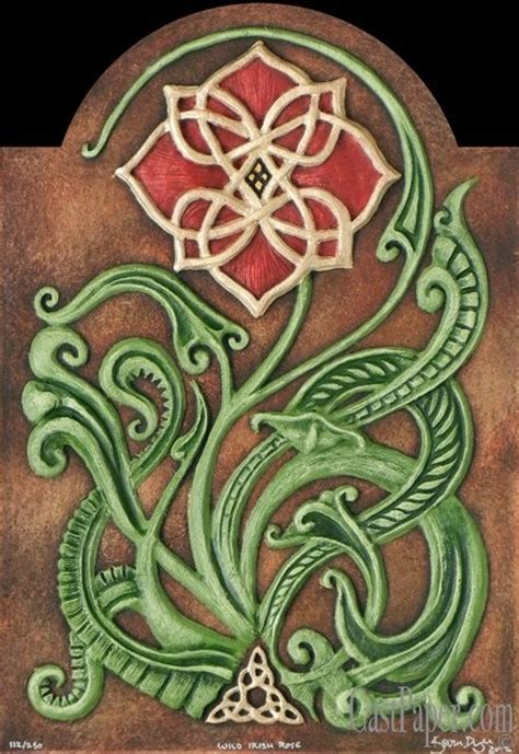 rose and shamrock tattoo 1000 ideas about symbol tattoos on back