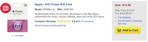 Best Buy Itunes Gift Card 20 Off - best buy taking 20 off all itunes gift cards today