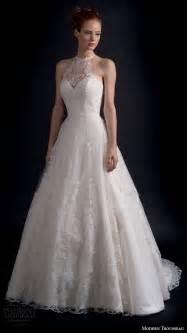 wedding dress halter modern trousseau fall 2016 wedding dresses wedding inspirasi