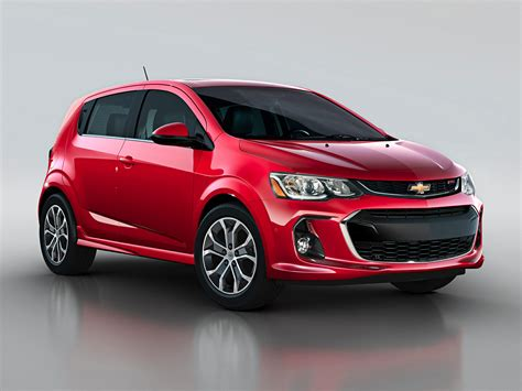 Chevy Sonic Hatchback Reviews by New 2017 Chevrolet Sonic Price Photos Reviews Safety