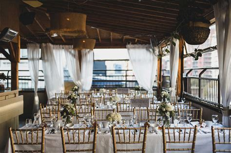 Unique Toronto Rooftop Wedding Venue   The Fifth Weddings