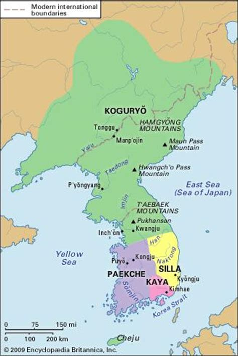 silla kingdom silla ancient kingdom korea britannica