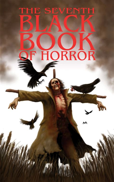 horror picture books endless falls up the seventh black book of horror