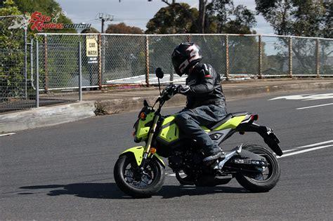 is the honda grom review 2016 honda grom bike review