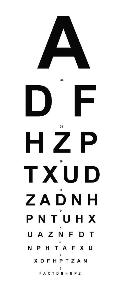 printable snellen eye chart uk 1000 images about eye chart on pinterest eye chart