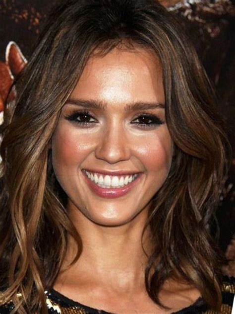 jessica alba bob hairstyles at 360 degrees 17 best images about mid length hairstyles