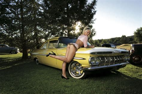 Classic Car Wallpaper Setter by 1959 Impalas On Pinup And Cars