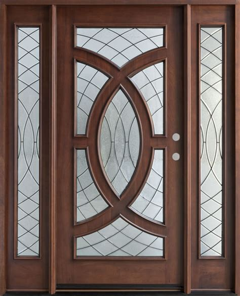 Single Exterior Door Wood Entry Doors From Doors For Builders Inc Solid Wood Entry Doors Exterior Wood Doors