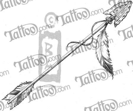 native american arrow tattoo indian arrow tattoos arrow and feather tattoos and
