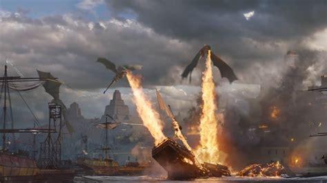 dragons game of thrones seasons 5 amp 6 youtube