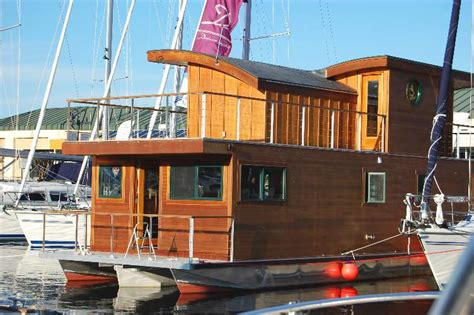 seattle boat houses seattle houseboat permanent wave sold