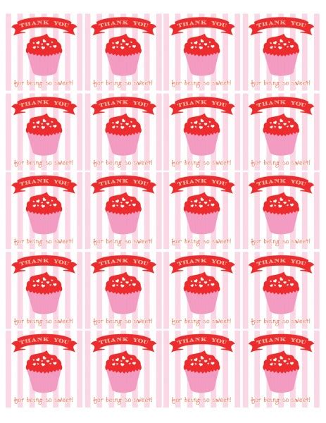printable birthday favors free printable labels for party favors www