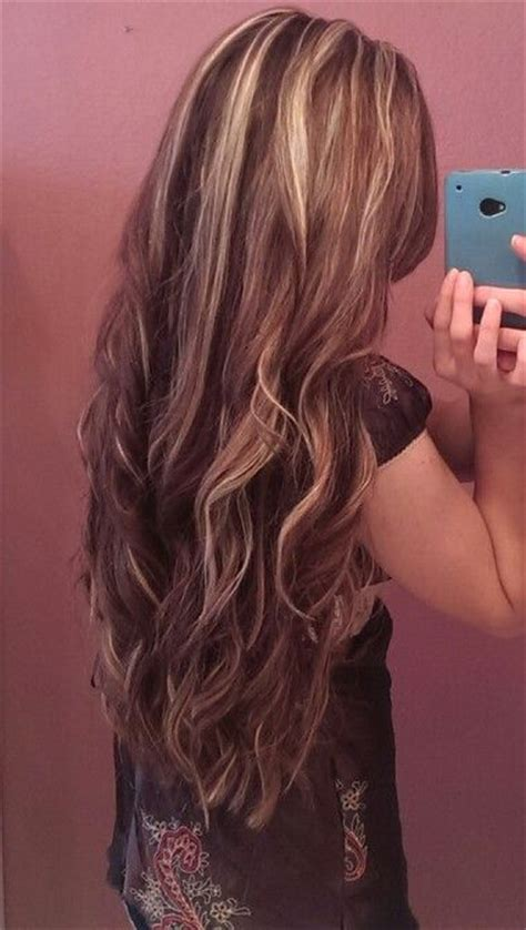 blonde hair color for brunettes hair color ideas for brunettes with blonde highlights