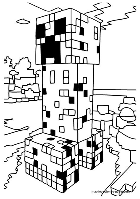 minecraft coloring pages chicken minecraft coloring pages minecraft coloring pages food