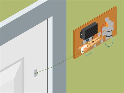 Alarm Pintu Besar by Cara Membuat Alarm Pintu Wikihow