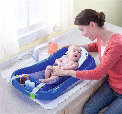 newborn baby bathtub new newborn adjustable infant baby toddler bath tub seat w