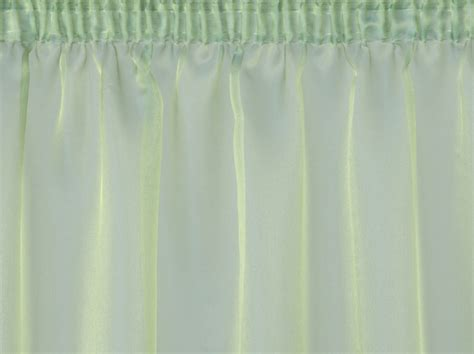 organza curtain organza green ready made curtains
