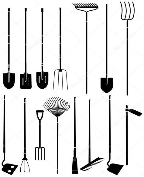 attrezzature da giardino attrezzature da giardino 2 vettoriali stock 169 mannaggia
