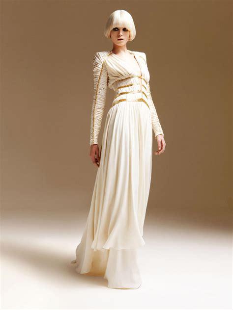 Atelier Versace Wedding Dresses by Style Pantry Atelier Versace 2011 Lookbook