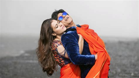 full hd video of gerua kajal shah rukh dilwale gerua song wallpapers hd
