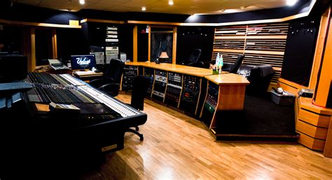 professional recording studio designs studio
