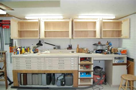 ideas different types for diy garage shelves diy garage