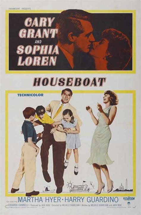 house boat movie houseboat movie posters from movie poster shop