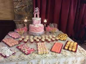 How To Set Up A Baby Shower Buffet Table Baby Shower Buffet Table Setup