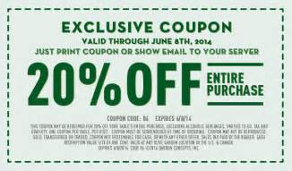 Hot rare 20 off at olive garden coupon