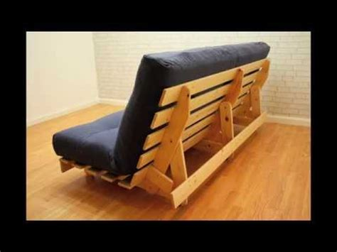 futon on wheels york pine futon funkyfuton