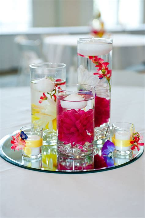 wedding floating candle centerpiece ideas wedding centerpieces in dallas fort worth