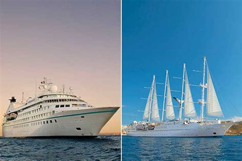 yacht vs ship windstar yachts vs windstar sailing ships cruise critic