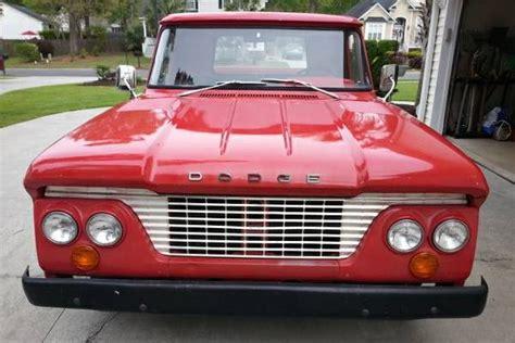 1961 dodge d100 surviving dodge 1961 dodge d100 sweptline