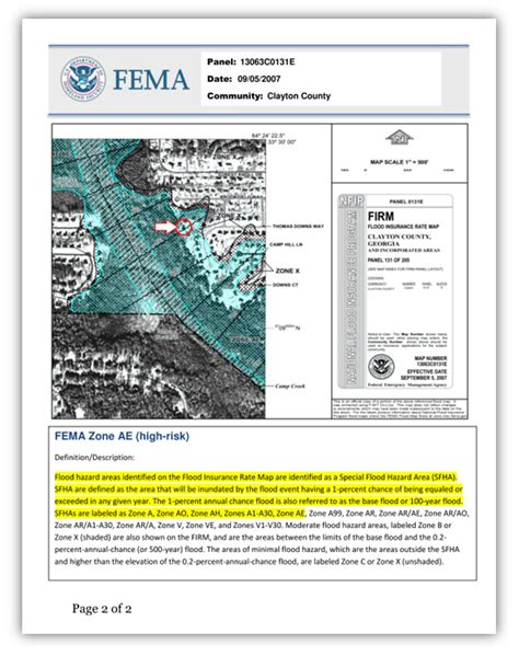 Flood Zone Address Lookup Flood Plain Maps By Address