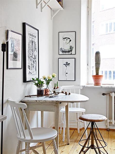 kitchen table ideas for small spaces 10 stylish table eat in small kitchen ideas decoholic