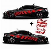 Side Vinyl Decals For Cars Amazoncom