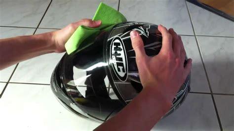 Motorradhelm Zu Machen by Motorradhelm Sauber Machen Helm Reinigen