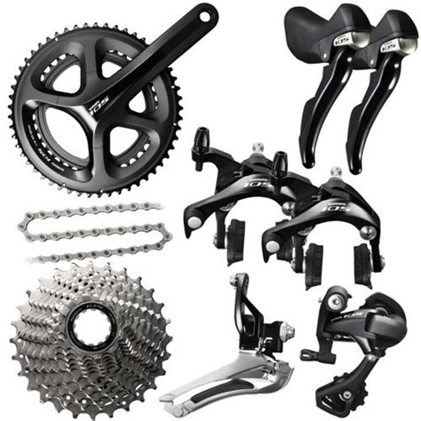 shimano 105 group set 5800 shimano 105 5800 11 speed groupset builder chain