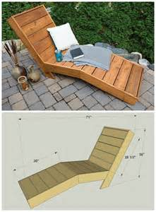 Outdoor Lounge Chair Plans 25 Best Ideas About Pallet Chaise Lounges On Pinterest