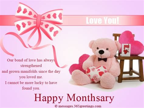 Monthsary Card Design