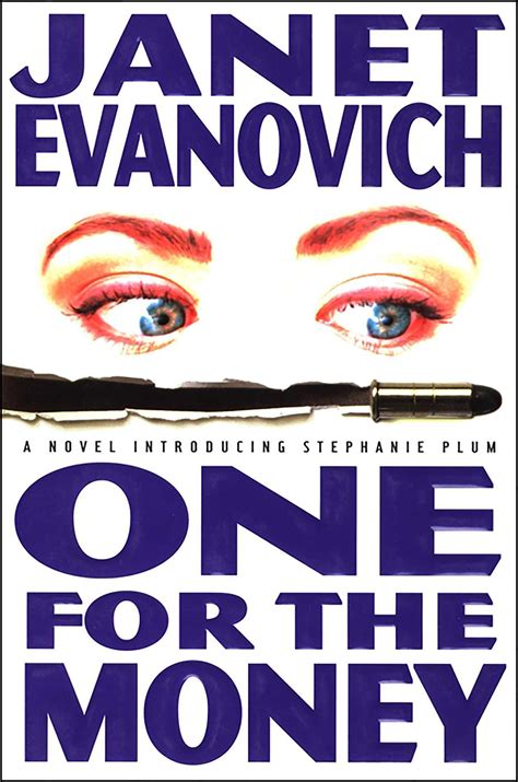 money a novel books one for the money by janet evanovich hardcover