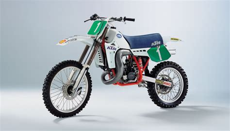 Ktm 250 Motocross Inthisyear1985 Heinz Kinigadner Wins Second 250cc