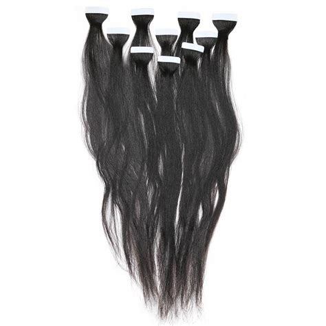 tape hair extensions perfect locks price 9000 and relaxed straight tape ins perfect locks