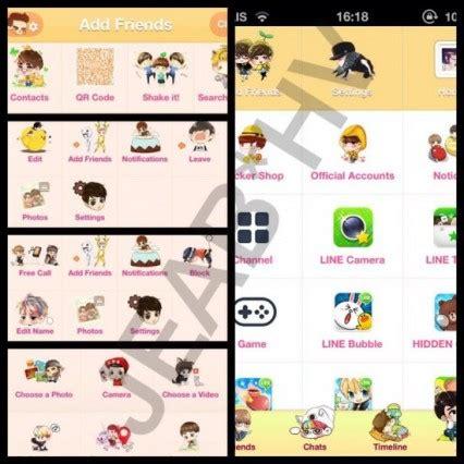 theme line android super junior ข นตอนและว ธ การต ดต ง theme snsd บนแอพ line สำหร บ iphone