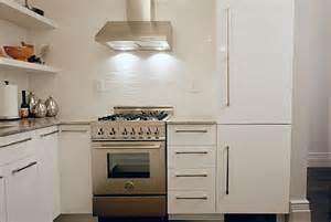 Slab Door Kitchen Cabinets Kitchens